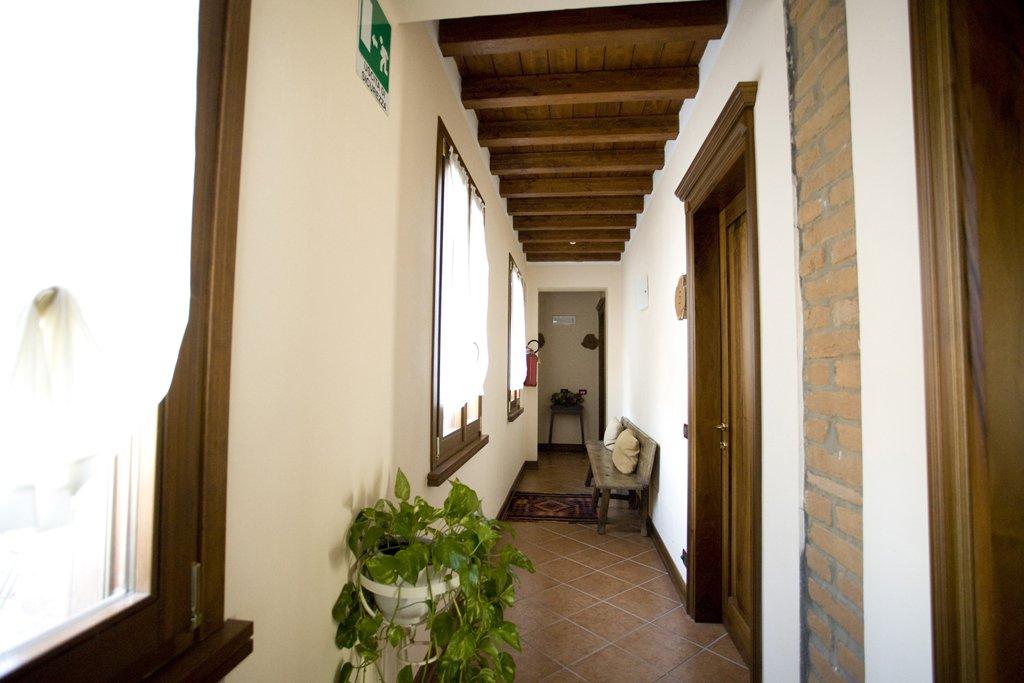 corridoio piano superiore